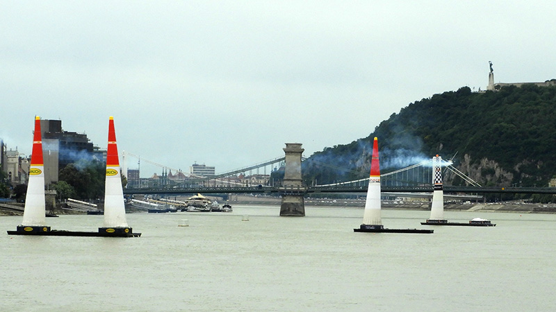 Red Bull Air Race budapesti